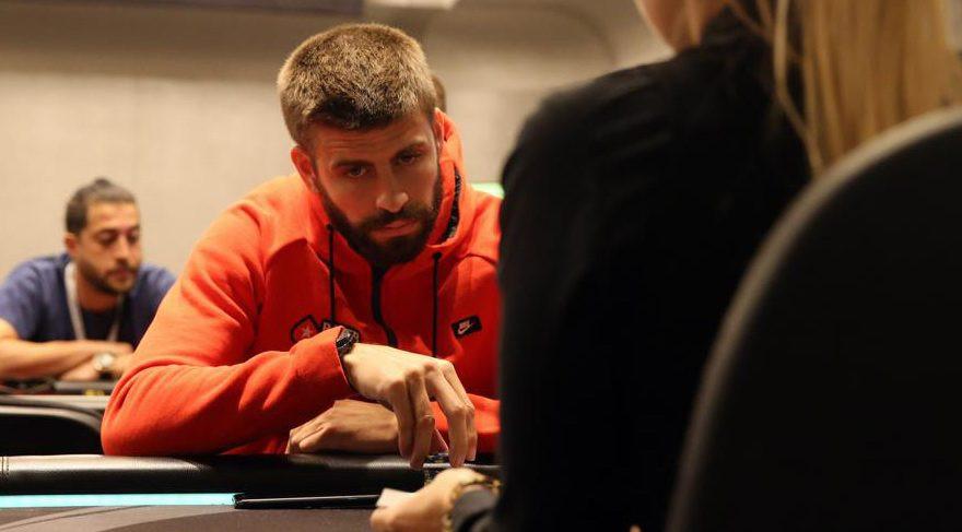 Pique poker turnuvasında 5. oldu