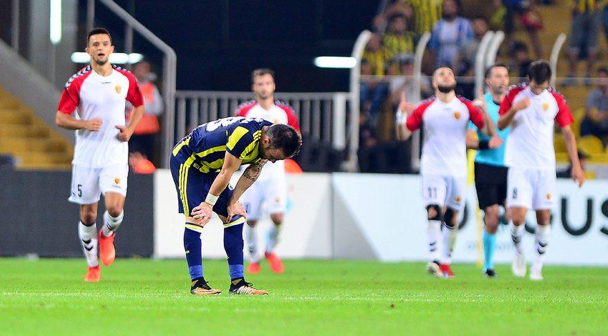 Elazığspor'dan şok eden Vardar açıklaması