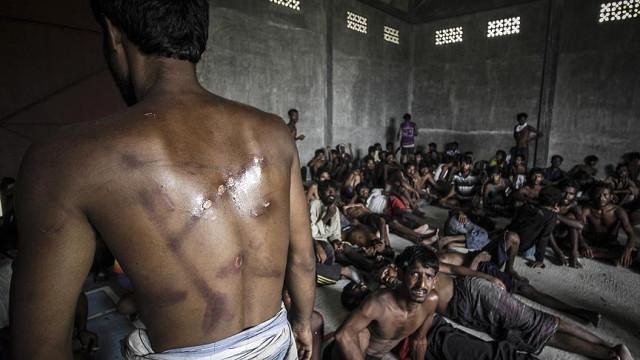 Arakan'da 3 günde 3 bin Müslüman katledildi