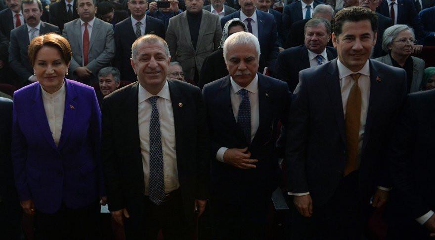 Meral Akşener yeni partide Başbuğ ve bozkurtu yasakladı