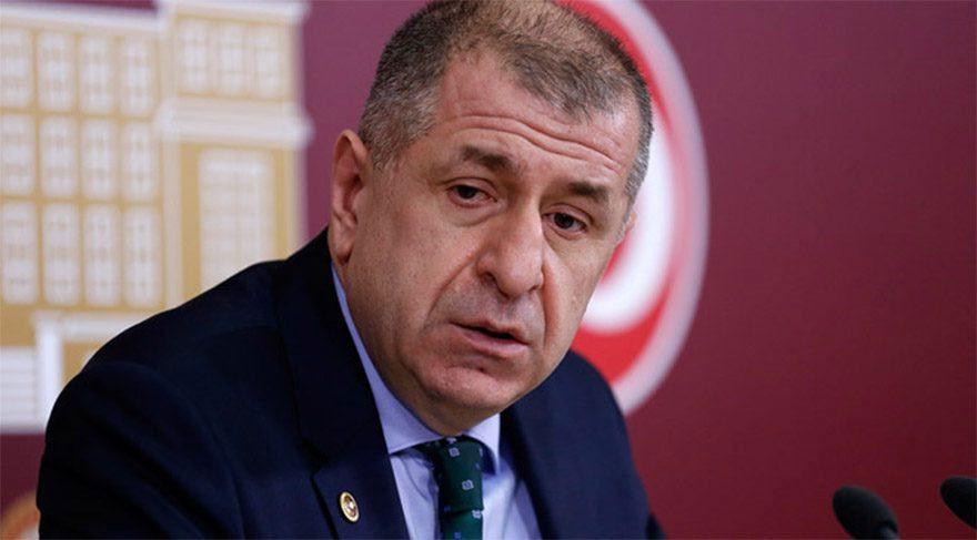 Ümit Özdağ'dan bozkurt iddialarına yalanlama