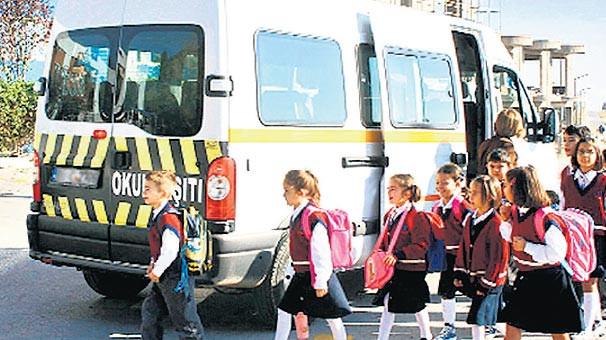 Çocuklarını okul servisine yazdıracak veliler dikkat !