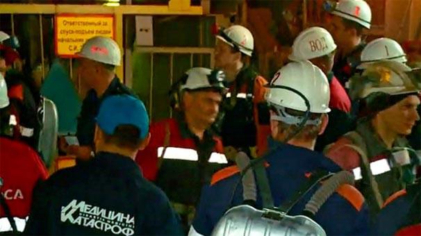 Maden ocağını su bastı: 17 kişi kayıp