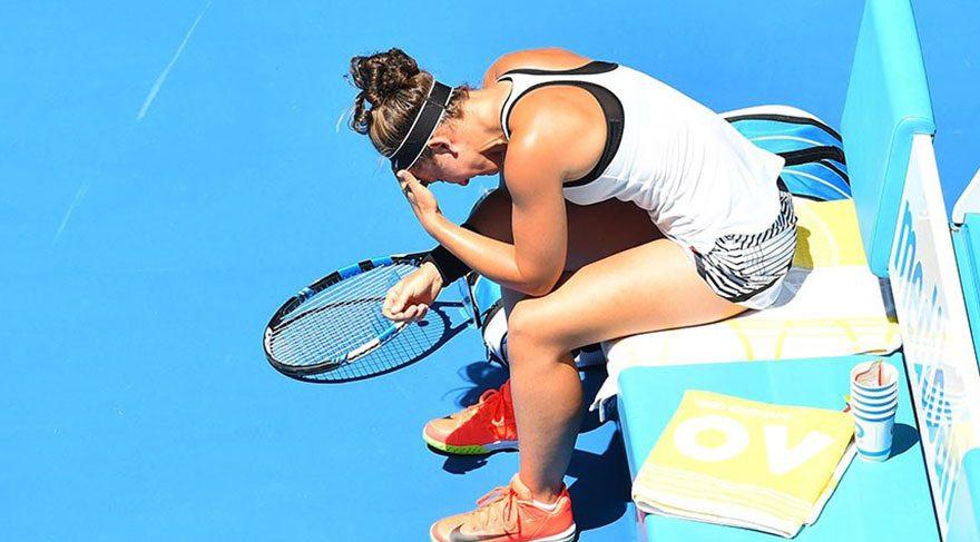 Yıldız tenisçiye doping şoku