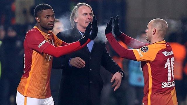 Chedjou: ''Ben kadro dışı kaldığımda Sneijder...''