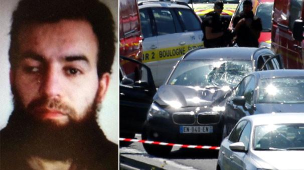 Paris'teki saldırganın kimliği belli oldu