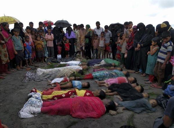 Arakan'dan çok acı haber! Çok sayıda ölü var