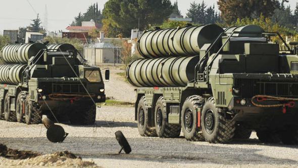 S-400 füzeleri ABD'yi rahatsız etti ! İşte ilk yorum...