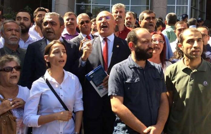 Ankara'da polis müdahalesi; çok sayıda gözaltı var