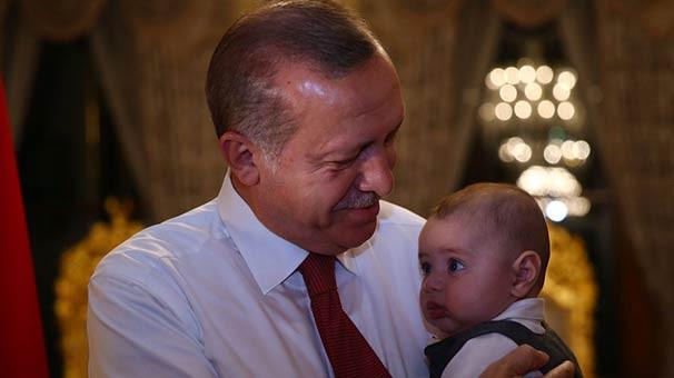 Erdoğan o fotoğrafın hikayesini anlattı