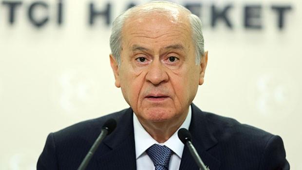 Bahçeli: Kürdistan kurulursa Türkiye felç olacaktır