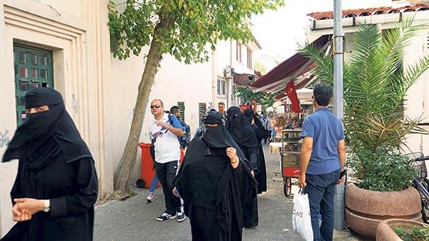 İstanbul'a Araplar akın etti !