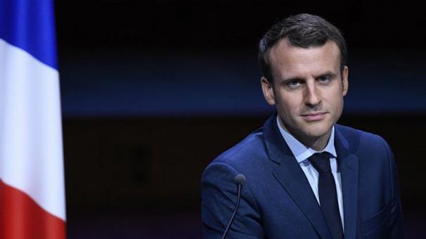 Fransa lideri Macron: ''Soykırımdır''