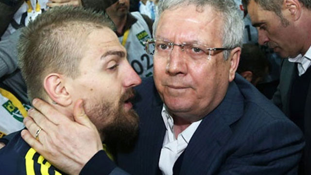 Mahmut Uslu, Caner Erkin'e neden tepki gösterdi ?
