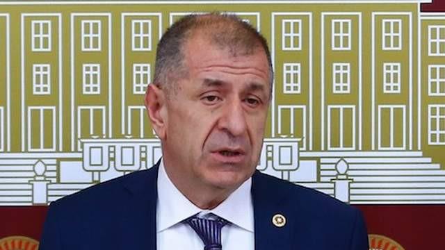 Ümit Özdağ; ''AKP'yi kandıranların arasına Barzani'de katıldı''