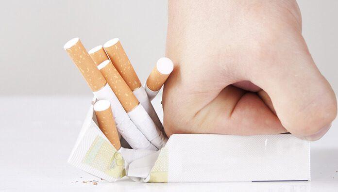 Sarma sigaraya hapis cezası geliyor !