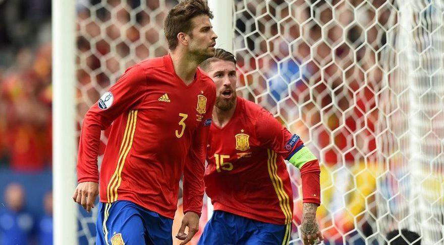 Ramos'tan Pique'ye 'referandumu' tepkisi