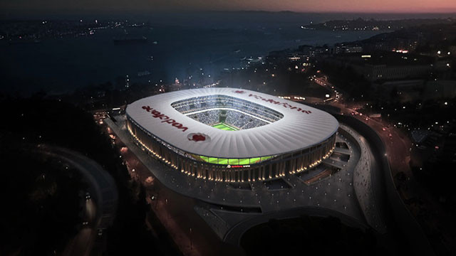Beşiktaş'tan 20 milyon TL'lik dev proje