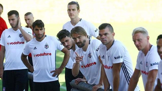 Beşiktaşlı yıldız TFF 1. Lig'e transfer oldu