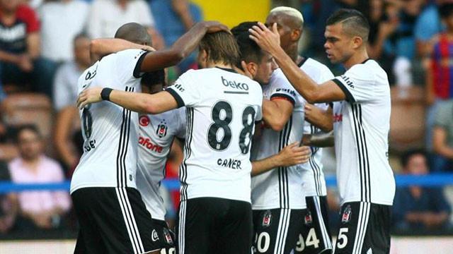 Beşiktaş, Karabük'ü deplasmanda devirdi