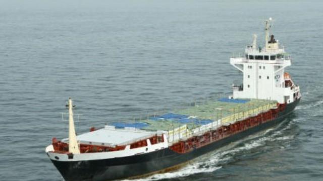 Yunanistan Türkiye'den giden gemiyi durdurdu