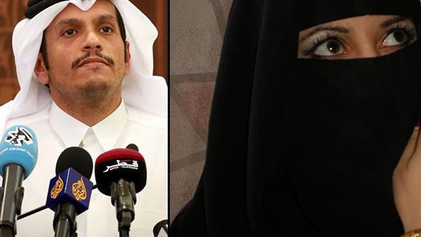 Katar'dan BAE iddiası: Ablukaya muhalifin eşi nedeniyle katıldılar