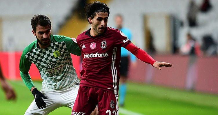 Beşiktaş'a Hollanda'dan piyango Aras Özbiliz'e talip var !