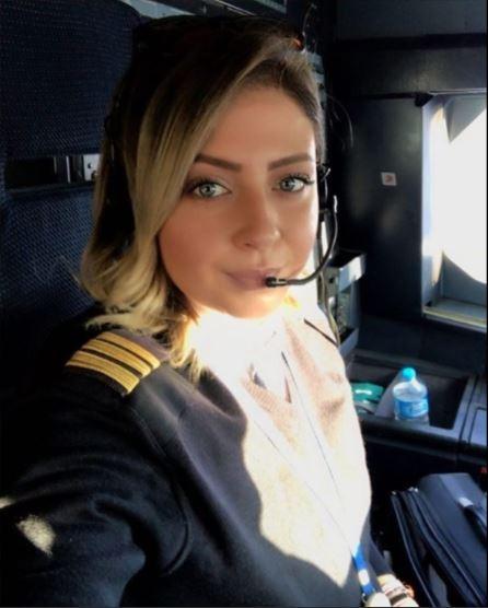 Türk kadın pilotlar sosyal medyayı sallıyor