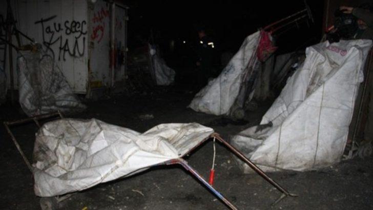 Konteynırda yangın çıktı: 3 işçi hayatını kaybetti