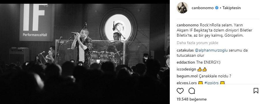 Ünlü isimlerin Instagram paylaşımları (13.01.2018)