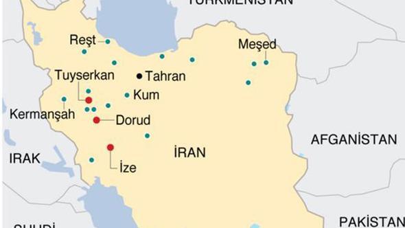 İran alev alev ! Türkiye'den ilk açıklama geldi
