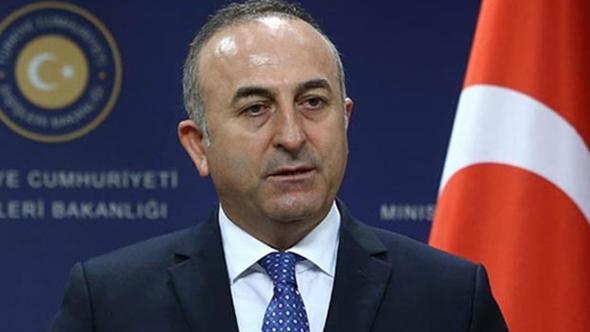 Bakan Çavuşoğlu'ndan ''çözüm süreci'' açıklaması