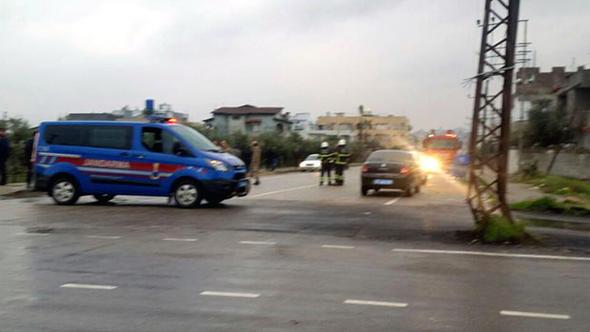 Bakanlar da oradaydı; teröristler Kilis'e roketle saldırdı !