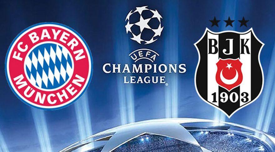 Bayern Münih Beşiktaş maçı hangi kanalda ?