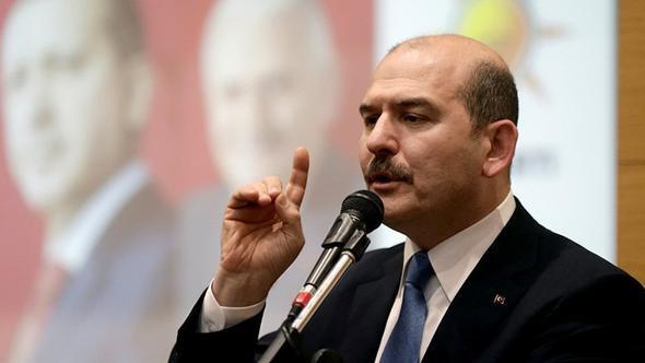 İçişleri Bakanı Soylu: Kırın ayağını, suçu bana atın