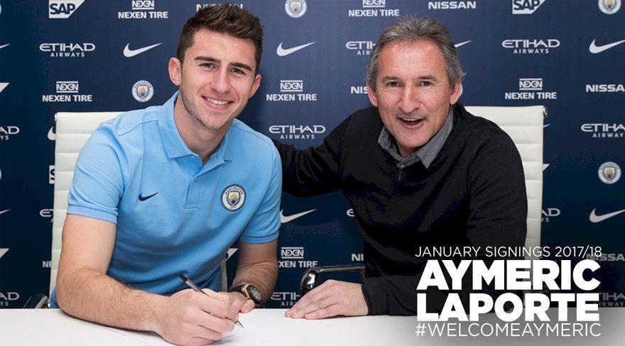 Manchester City'den tarihi transfer !