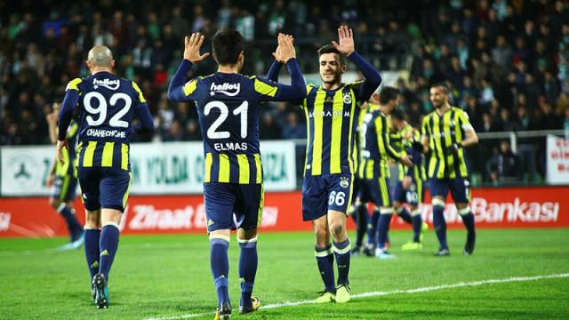 Fenerbahçe son dakikada güldü !
