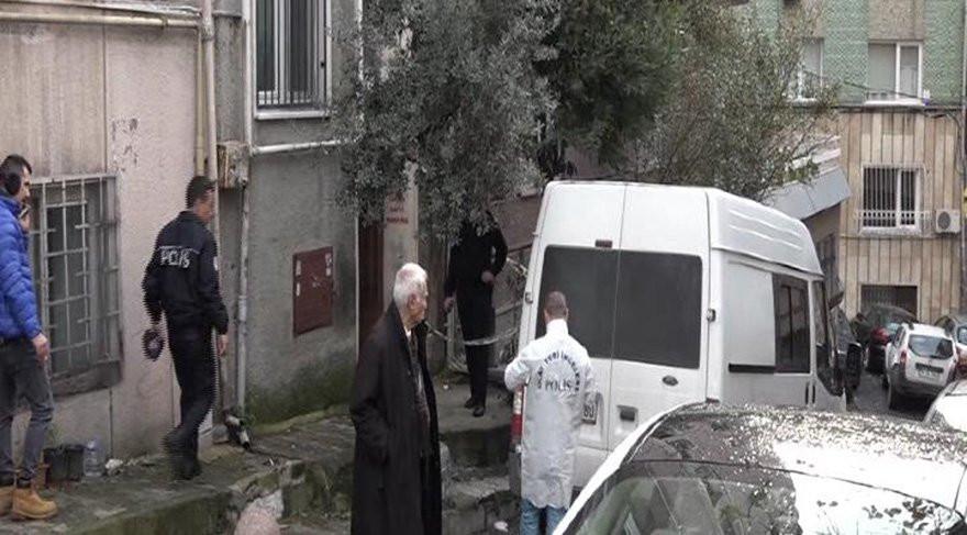 Beyoğlu'nda polis memuru ölü bulundu