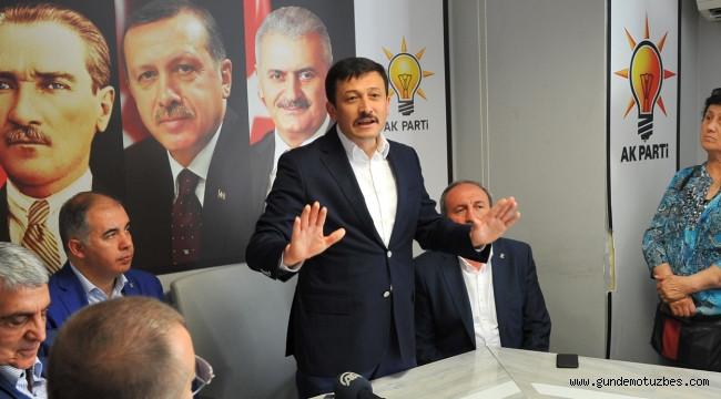 AK Parti Kılıçdaroğlu'nu ''ti''ye aldı ! Sürpriz davet....