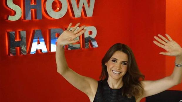 Jülide Ateş Show TV Ana Haber'i bıraktı