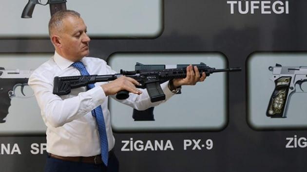 Zigana Milli Piyade Tüfeği seri üretime geçecek
