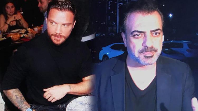 Sermiyan Midyat, Sinan Akçıl'a sigara fırlattı !
