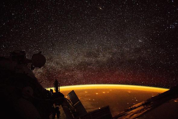 NASA astronotlarının objektifinden dünya fotoğrafları