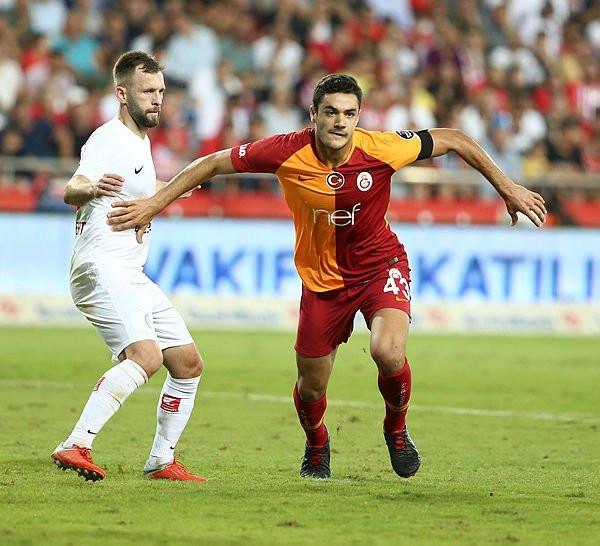 Ozan Kabak'ın maaşına zam !