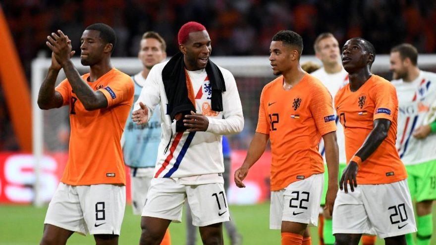 Hollanda Almanya'yı darma duman etti !