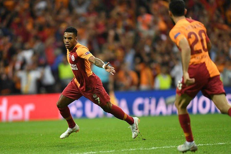 Rodrigues'in yerine Lei Wu geliyor !