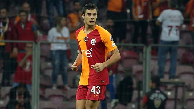 Inter, Ozan Kabak için İstanbul'a geldi