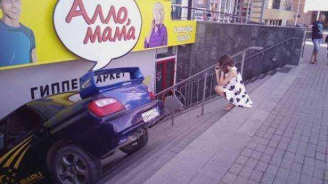 Yaşanmış en garip trafik kazaları