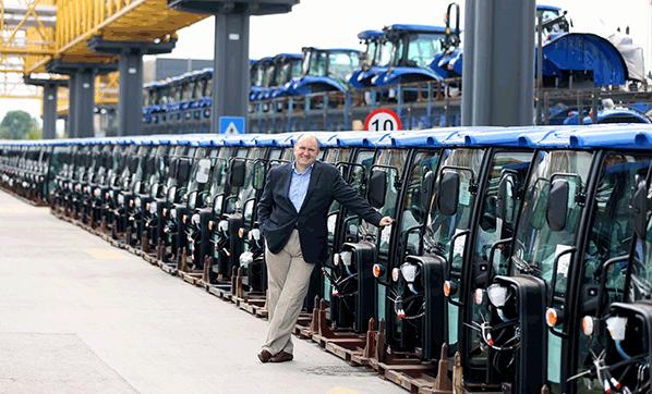 130 ülke Türk traktörünün peşinde