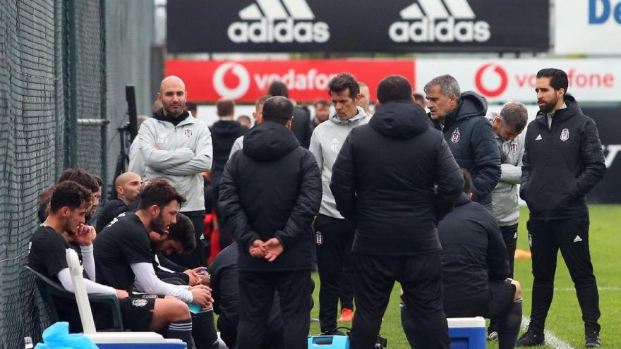 Beşiktaş'ta krize Şenol Güneş el koydu !